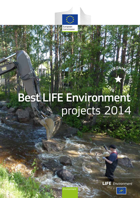 The Best LIFE Environment projects 2014
