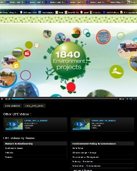 View LIFE project videos